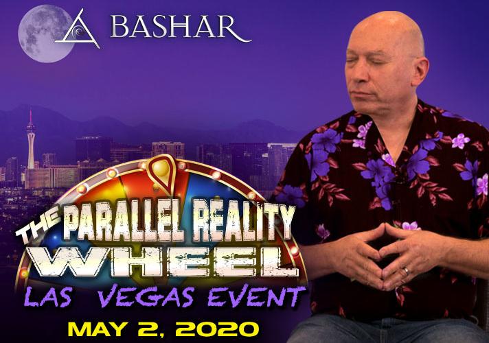 Bashar Parallel Reality Wheel