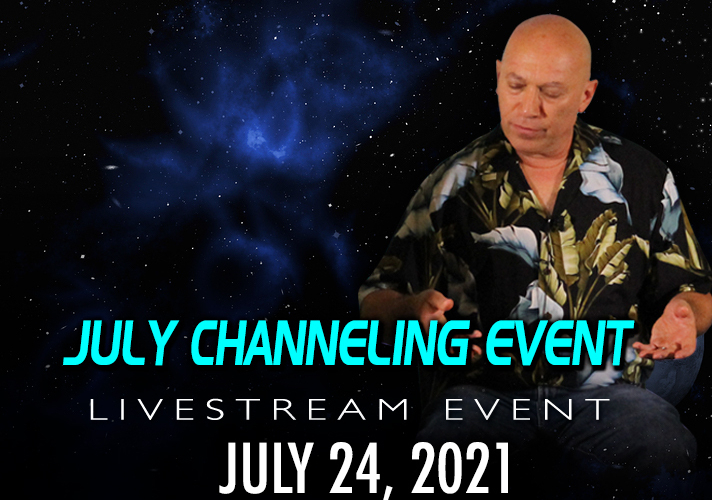 Bashar's July Channeling Event